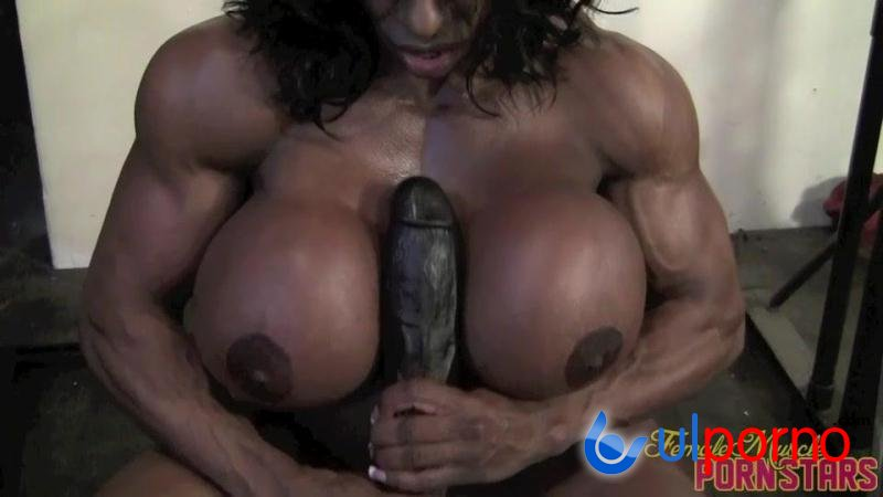 Huge Black Dick Masturbation