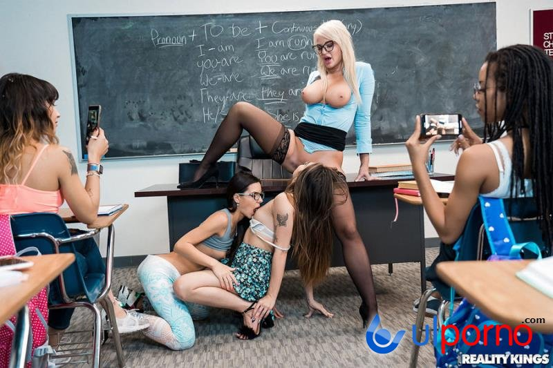 London River, Milana May, Sofie Reyez - Teachers Pets (Blonde) [SD]