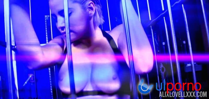 Alix Lovell - In Cage Dancer (Milf) [SD]